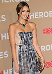 Jessica Alba Warren at The CNN Heroes: An All-star Tribute held at The Shrine Auditorium in Los Angeles, California on November 20,2010                                                                               © 2010 Hollywood Press Agency