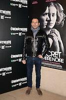 Zinedine SOUALEM - Avant-premiere du film ' Le Secret de la Chambre Noire ' de Kiyoshi Kurosawa - La Cinematheque francaise 6 fevrier 2017 - Paris - France
