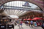 Great Britain, England, Berkshire, Windsor: Windsor Royal Shopping arcade | Grossbritannien, England, Berkshire, Windsor: Windsor Royal Shopping arcade