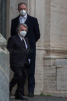 Renato Brunetta, Minister of Public Administration.<br />