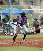 Zac Veen - 2020 AIL Rockies (Bill Mitchell)