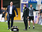 Ross County v St Johnstone…31.07.21  Global Energy Stadium<br />Ross County manager Malky Mackay<br />Picture by Graeme Hart.<br />Copyright Perthshire Picture Agency<br />Tel: 01738 623350  Mobile: 07990 594431