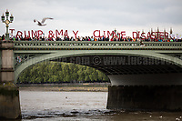 """29.04.2017 - """"Trump & May, Climate Disaster: Rise up!"""""""