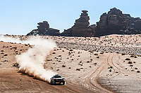302 Peterhansel Stéphane (fra), Fiuza Paulo (prt), Mini John Cooper Works Buggy, Bahrain JCW X-Raid Team, Auto, Car, action during Stage 3 of the Dakar 2020 between Neom and Neom, 489 km - SS 404 km, in Saudi Arabia, on January 7, 2020 <br /> Rally Dakar <br /> 07/01/2020 <br /> Photo DPPI / Panoramic / Insidefoto