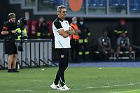 23rd September 2021;  Stadio Olimpicom, Roma, Italy; Serie A League Football, Roma versus Udinese; Udinese trainer Luca Gotti