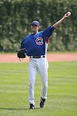 Sean Marshall of the Chicago Cubs vs. the San Diego Padres: June 18th, 2007 at Wrigley Field in Chicago, IL.  Photo copyright Mike Janes Photography 2007.