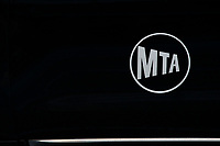 NEW YORK, NY - OCTOBER 20: A MTA logo is seen at Gran Central Terminal on October 20, 2020 in New York, At least 7.4% MTA workers under NYC Transit have tested positive for the COVID-19 virus along the pandemic, or 3,921 out of about 53,000 workers, according to the MTA's statistics. (Photo by Eduardo MunozAlvarez/VIEWpress)