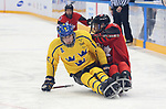 Tyrone Henry, PyeongChang 2018 - Para Ice Hockey //  Para-hockey sur glace.<br />
