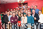 A Shave/Dye night in The Climbers Inn, Glencar which saw a massive crowd on Saturday raised €10k for the Oncology Unit in Kerry general Hospital.
