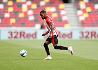 6th September 2020; Brentford Community Stadium, London, England; English Football League Cup, Carabao Cup, Football, Brentford FC versus Wycombe Wanderers; Rico Henry of Brentford
