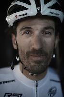 Fabian Cancellara's (SUI/Trek-Segafredo) post-race face<br /> <br /> stage 3: Nijmegen-Arnhem (NLD) 190km<br /> 99th Giro d'Italia 2016