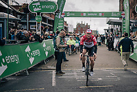 André Greipel (DEU/Lotto-Soudal) pre-race<br /> <br /> Stage 6: Barrow-in-Furness to Whinlatter Pass   (168km)<br /> 15th Ovo Energy Tour of Britain 2018