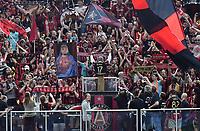 Atlanta, GA - Sunday May 12, 2019: Atlanta United defeated Orlando City SC, 1-0, at Mercedes-Benz Stadium.
