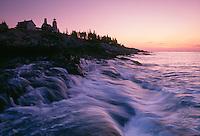 Pemaquid Point lighthouse, Pemaquid, ME