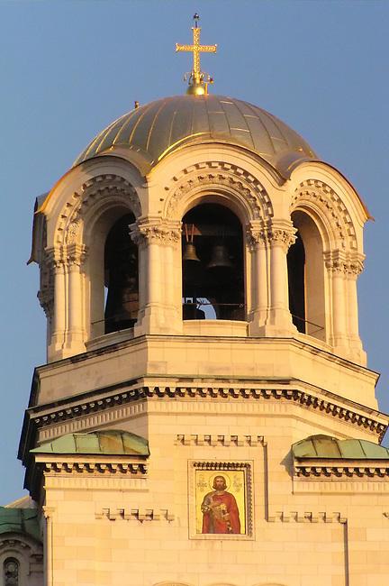 Aleksandur Nevski Cathedral detail