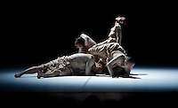CALI -COLOMBIA-05-11-2013. Ballet Tao Dance Teheater en el Teatro Jorge Isaacs de Cali./ Ballet Tao Dance Teheater in Teatro Jorge Isaacs of Cali.  Photo: VizzorImage/Juan C. Quintero/STR