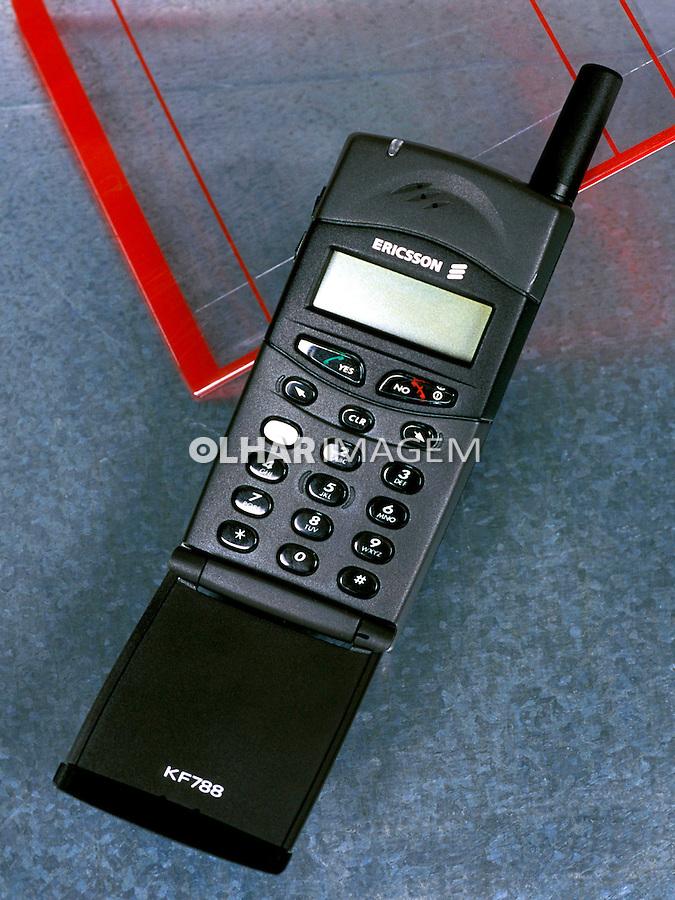 Telefone celular. Foto de Thais Falcão.