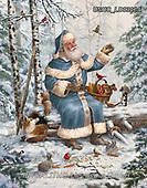 Liz,CHRISTMAS SANTA, SNOWMAN, WEIHNACHTSMÄNNER, SCHNEEMÄNNER, PAPÁ NOEL, MUÑECOS DE NIEVE, paintings+++++,USHCLD0306A,#x#