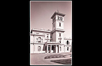 Osborne House, Isle of Wight -  Built by Thomas Cubitt, between 1845 and 1851 for Queen Victoria and Prince Albert.
