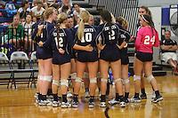 FHS Volleyball - V against Eureka 9/26/16