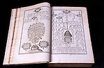 The Hatfield House King James Bible. Hatfield Hertfordshire UK. 2011