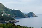 ITA, Italien, Basilikata, Costa di Maratea, die buchtenreiche Kueste von Maratea am Golf von Policastro | ITA, Italy, Basilicata, Costa di Maratea, coastline of Maratea at Gulf of Policastro