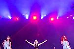 Swedish music Zara Larsson at Dcode music festival in Madrid. September 10, 2016. (ALTERPHOTOS/Rodrigo Jimenez)