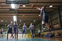 2015 CGS Basketball