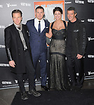 Channing Tatum,Ewan McGregor,Gina Carano and Antonio Banderas attends the Relativity Media L.A. Premiere of Haywire held at The DGA in West Hollywood, California on January 05,2012                                                                               © 2012 DVS / Hollywood Press Agency