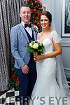 Lehane/Healy wedding in the Ballyroe Heights Hotel on New Years Eve