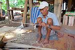 Man Making Basket