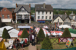 The Hay Festival, Hay on Wye, Powys, Wales, Great Britain. 2006.<br /> <br /> The Hay Festival