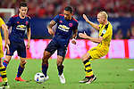 Manchester United winger Memphis Depay (c) during the International Champions Cup China 2016, match between Manchester United vs Borussia  Dortmund on 22 July 2016 held at the Shanghai Stadium in Shanghai, China. Photo by Marcio Machado / Power Sport Images