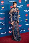 Jessica Goicoechea attends to the photocall of the Gala Sida at Palacio de Cibeles in Madrid. November 21, 2016. (ALTERPHOTOS/Borja B.Hojas)