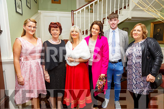 Nano Nagle Social: Attending the annual Nano Nagle School's social at the Listowel Arms Hotel on Friday night last were Karen Erswell, Gabrielle Browne, Principal, Michelle Halpin, Jill O'Connor, Chris Whyte & Morma McMahon.