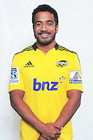 Rey Lee-Lo. Hurricanes Super 15 official headshots at Rugby League Park, Wellington, New Zealand on Sunday, 9 December 2012. Photo: Dave Lintott / lintottphoto.co.nz