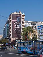 auf der Kralja Milana, Belgrad, Serbien, Europa<br /> street Kralja Milana,, Belgrade, Serbia, Europe