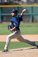 Will Inman - San Diego Padres - 2009 spring training.Photo by:  Bill Mitchell/Four Seam Images