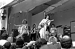 The WHO 1969  Roger Daltrey,  John Entwistle, Keith Moon and Pete Townshend at  Isle Of Wight Festival