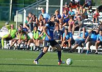 Kansas City, MO - Saturday July 16, 2016: Yael Averbuch during a regular season National Women's Soccer League (NWSL) match between FC Kansas City and the Washington Spirit at Swope Soccer Village.