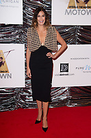 """Terri Hatcher<br /> arriving for the """"Hitsville: The Making of Motown"""" European premiere at the Odeon Leicester Square, London<br /> <br /> ©Ash Knotek  D3520 23/09/2019"""