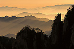 Huangshan Yellow Mountain Scenic Park, China