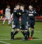 27.3.2018: St Mirren v Dumbarton:<br /> Cammy Smith celebrates his goal