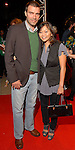 """As part of the Cinema Arts Festival Houston, Kenneth Pursley and designer Chloe Dao on the red carpet outside the Museum of Fine Arts Houston before a screening of Richard Linklater's """"Me and Orson Welles""""  Wednesday Nov. 11,2009. (Dave Rossman/For the Chronicle)"""