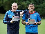 150915 Rangers awards