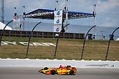 Verizon IndyCar Series<br /> Iowa Corn 300<br /> Iowa Speedway, Newton, IA USA<br /> Saturday 8 July 2017<br /> Park Party Pavillion, Ryan Hunter-Reay, Andretti Autosport Honda<br /> World Copyright: Michael L. Levitt<br /> LAT Images