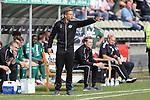 19.09.2020, Dietmar-Scholze-Stadion an der Lohmuehle, Luebeck, GER, 3. Liga, VfB Luebeck vs 1.FC Saarbruecken <br /> <br /> DFB REGULATIONS PROHIBIT ANY USE OF PHOTOGRAPHS AS IMAGE SEQUENCES AND/OR QUASI-VIDEO.<br /> <br /> im Bild / picture shows <br /> Trainer Rolf Martin Landerl (VfB Luebeck)<br /> <br /> Foto © nordphoto / Tauchnitz