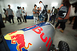 Event to open the garage construction phase for the 2012 Hong Kong Red Bull Soapbox Race.