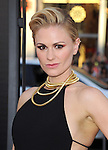 Anna Paquin Moyer attends The Los Angeles Premiere for the seventh and final season of HBO's series TRUE BLOOD held at The TCL Chinese Theater in Hollywood, California on June 17,2014                                                                               © 2014 Hollywood Press Agency