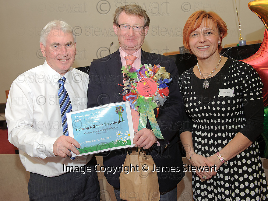 Litter Strategy Awards 2012. Nothing's Gonna Stop Us Now, Communities Along the Carron.